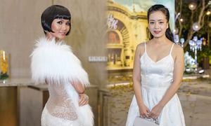 Sao Việt mắc lỗi trang phục tháng 4