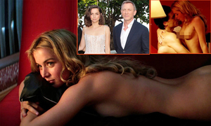 Bond girl mới có lịch sử khỏa thân và đóng cảnh nóng
