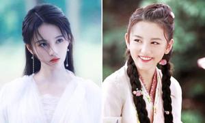 8 'nữ thần cổ trang' thế hệ mới của màn ảnh Hoa Ngữ
