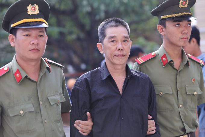 Bị cáo Nguyễn Đức Kỳ Nam. Ảnh: Thành Nguyễn.