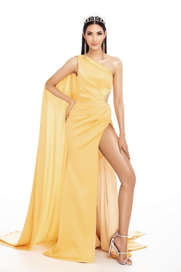 Hoàng Thùy từ nữ sinh quê mùa thành Á hậu dự thi Miss Universe - 7