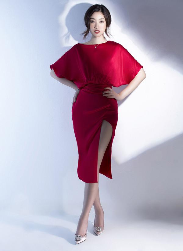 Đỗ Mỹ Linh gợi ý mặc đẹp cùng mốt váy cut-out - 2