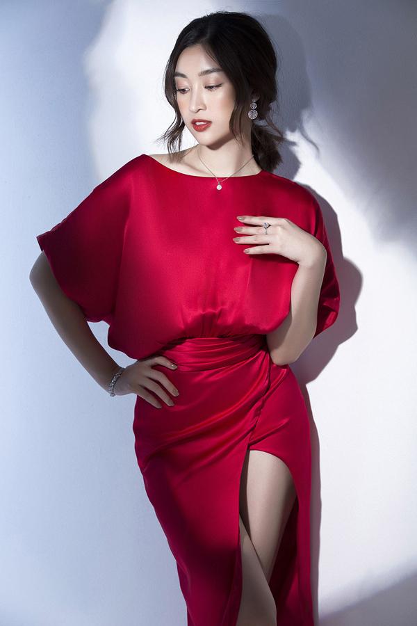 Đỗ Mỹ Linh gợi ý mặc đẹp cùng mốt váy cut-out - 6