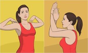 9 bài tập giúp thư giãn toàn thân hiệu quả như liệu trình massage
