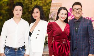 Những cô vợ xinh đẹp của nam ca sĩ Việt
