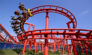 'Săn' vé vui chơi Sun World Halong Complex cả năm chỉ một triệu đồng