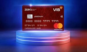 Thoải mái chi tiêu mùa hè với thẻ tín dụng miễn lãi trọn đời