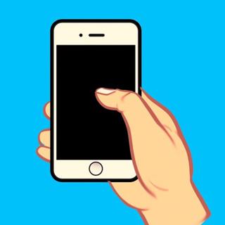 Cách cầm điện thoại hé lộ tính cách của bạn