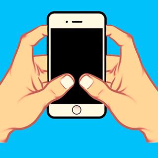 Cách cầm điện thoại hé lộ tính cách của bạn - 3