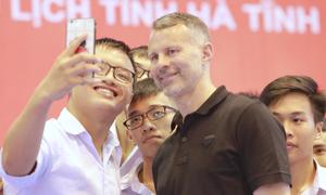 Ryan Giggs: Đội tuyển Việt Nam có thể dự World Cup 2026