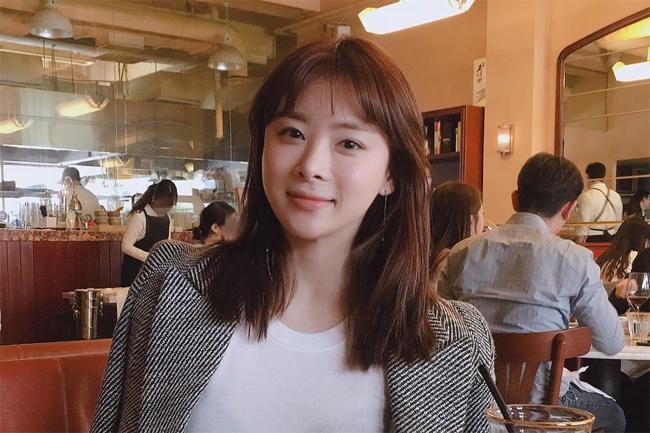 Diễn viên Han Ji Seong.