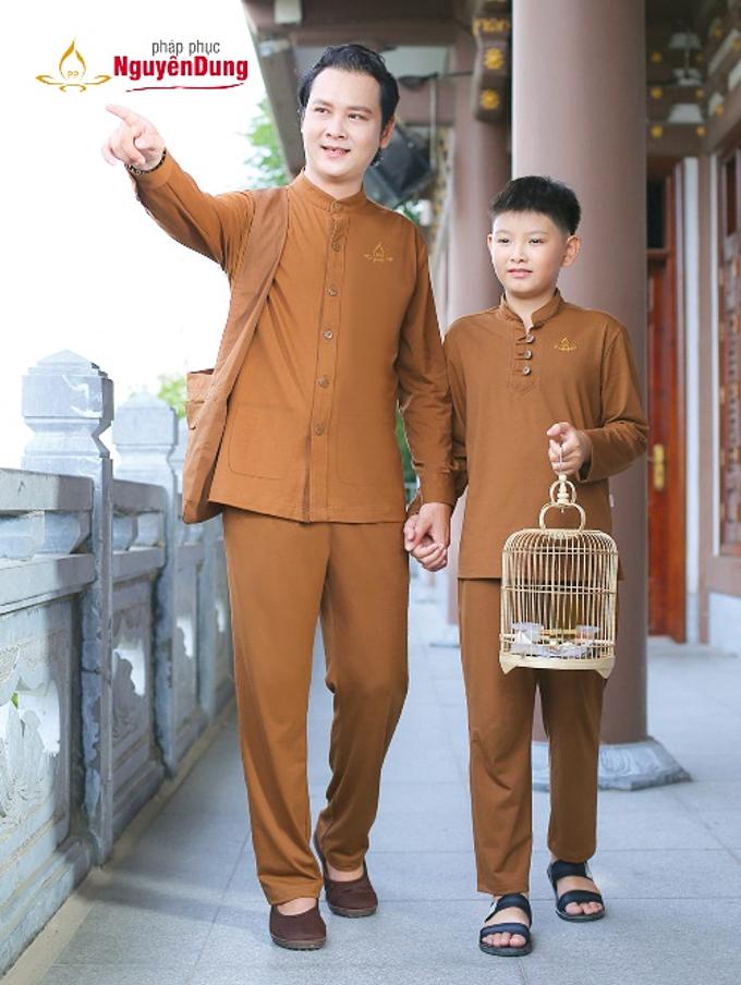 Với sự phong phú của pháp phục, bộ cư sĩ, dành cho người lớn và cả các Phật tử nhí.