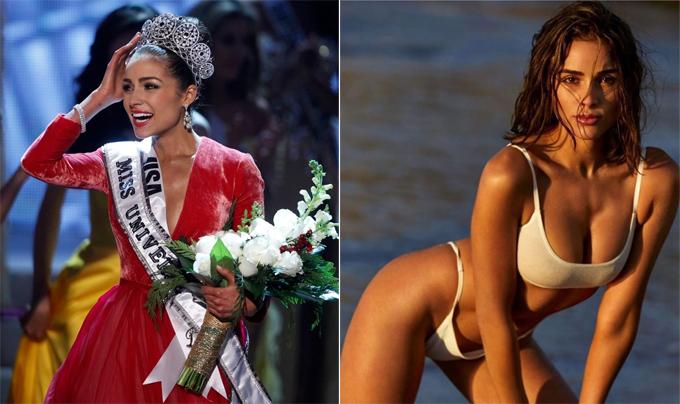 Hoa hậu Hoàn vũ Olivia Culpo.