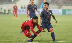 Hơn 10 năm, tuyển Việt Nam vẫn chưa thể thắng Thái Lan