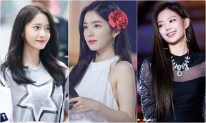 3 nữ idol soán ngôi Kim Tae Hee trở thành 'gương mặt vàng trong làng dao kéo'