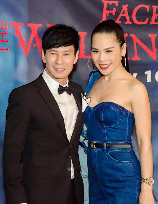 Ca sĩ Trúc Linh hết lời khen tác phẩm điện ảnh của Lý Hải.