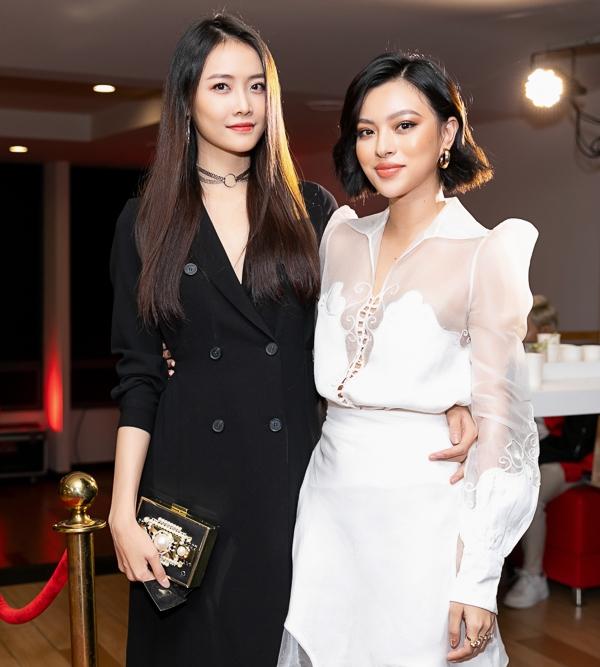 Á hậu Siêu Quốc gia Việt Nam 2018 - Trương Mỹ Nhân.