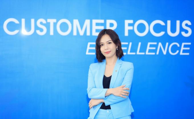Giám đốc Khối bán lẻ VIB: Chúng tôi hướng tới mục tiêu dẫn đầu xu thế thẻ tại Việt Nam