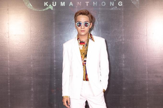 Ca sĩ Hàn Khởi.