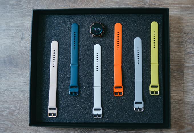 Galaxy Watch Active là trợ thủ cho nữ HLV thể hình - 2