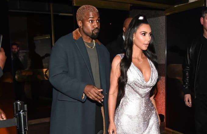 Kim-Kanye sắp có con thứ tư.
