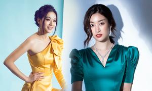 Mỹ nhân Việt 'mê' váy lụa mùa hè