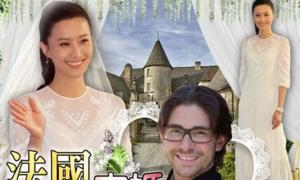 Trần Pháp Lai kết hôn với bạn trai Pháp sau 6 năm bỏ chồng đại gia