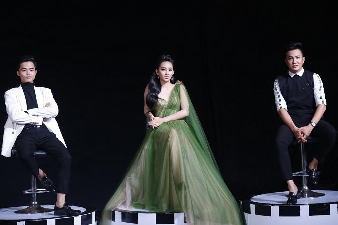 Gương mặt điện ảnh 2019 bắt đầu phát sóng vào lúc 20h45 ngày 11/5 trên kênh HTV9. Chương trình còn có sự tham gia các thí sinh đoạt giải cao mùa trước: Thanh Trực, Song Ngư, Lê Nguyên Bảo (từ trái qua).