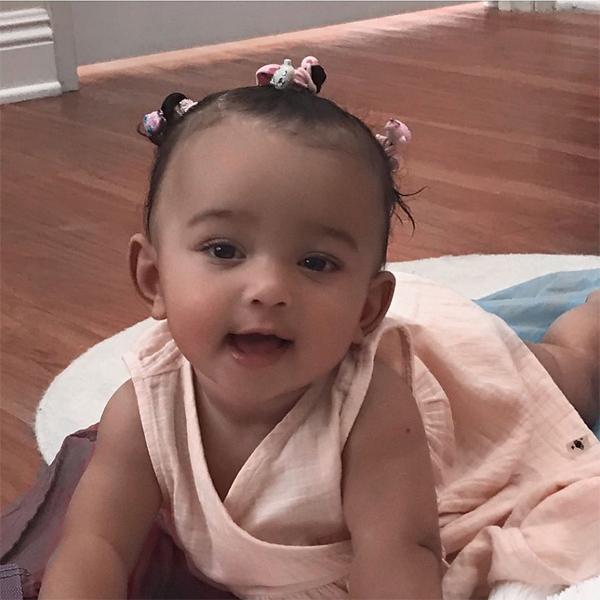 Em bé thứ tư được Kim miêu tả rất giống con thứ ba của cô là Chicago (ảnh).
