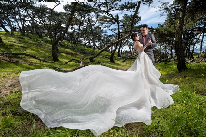 Uyên ương hiện lên kế hoạch cho hôn lễ diễn ra vào ngày 21/9.
