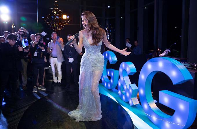 [Caption]Đêm tiệc Glitz & Glamour tại Khách sạn Vinpearl Luxury Landmark 81.