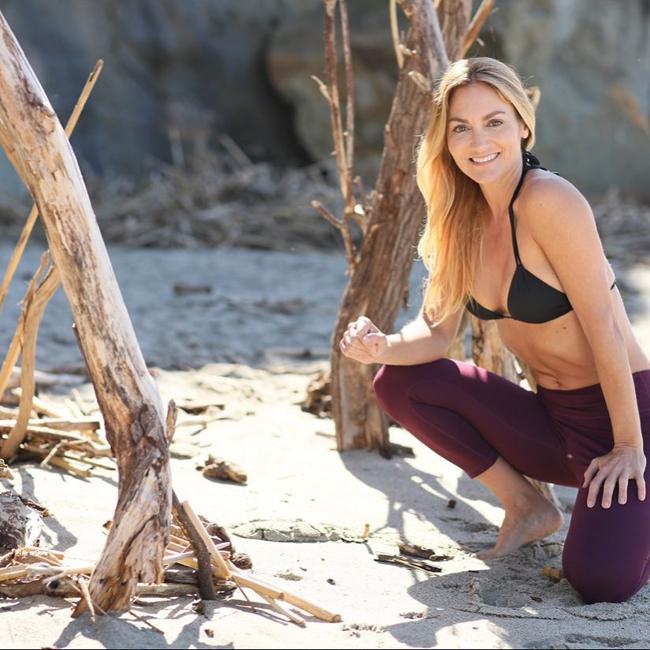 Nicole Carter từng ăn chay từ năm 18 tuổi với mục tiêu bảo vệ sức khỏe và môi trường.