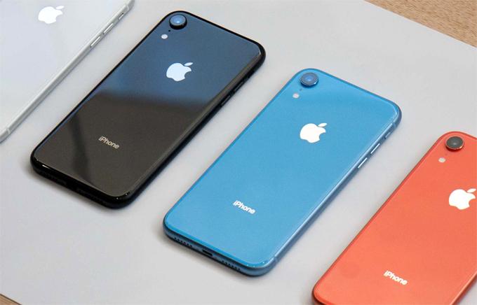 iPhone XR 2019 có thêm hai màu mới