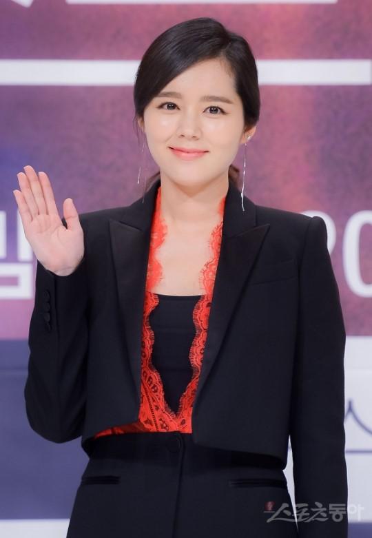 Diễn viên Han Ga In.