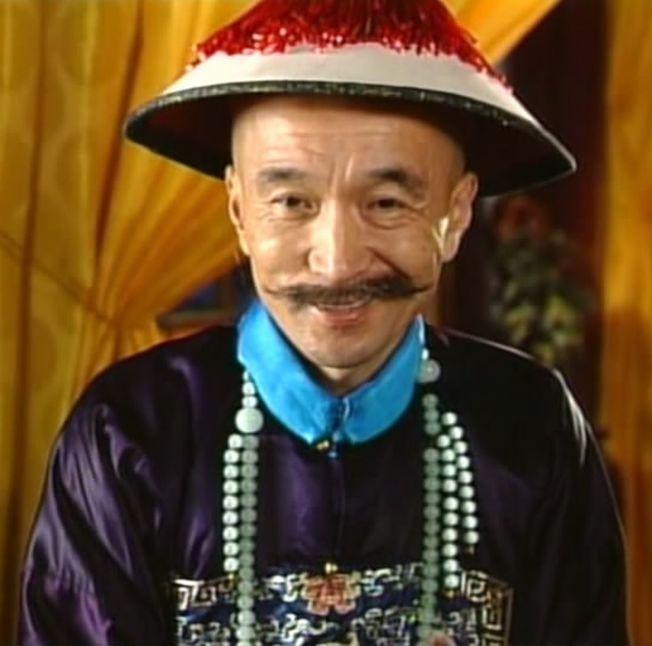 Lý Bảo Điền vai Tể tướng Lưu gù trứ danh.