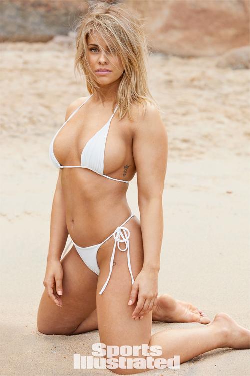 Paige VanZant trên tạp chí Sports Illustrated
