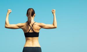 5 động tác làm thon bắp tay, tự tin chụp ảnh không cần chỉnh sửa