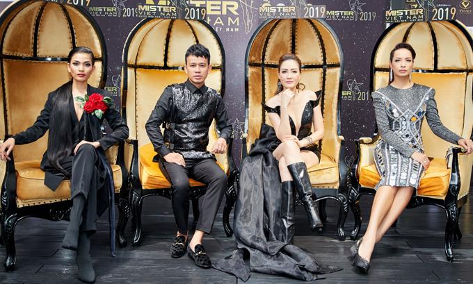 Hoa hậu Đàm Lưu Ly mặc hở táo bạo ở tuổi 46 - 6