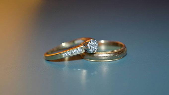 Nhẫn cưới - vật đính ước trong các cuộc hôn nhân. Ảnh: freeimages.