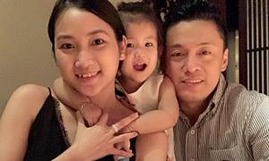 Bà xã Lam Trường: 'Tôi đăng chuyện buồn không có nghĩa cuộc sống u uất'