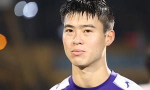 CLB Hà Nội không có Duy Mạnh ở trận quan trọng nhất vòng bảng AFC Cup
