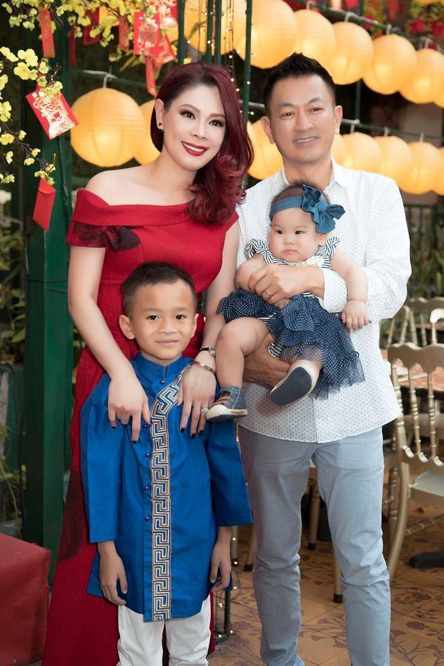 Tổ ấm hạnh phúc của ca sĩ Thanh Thảo.