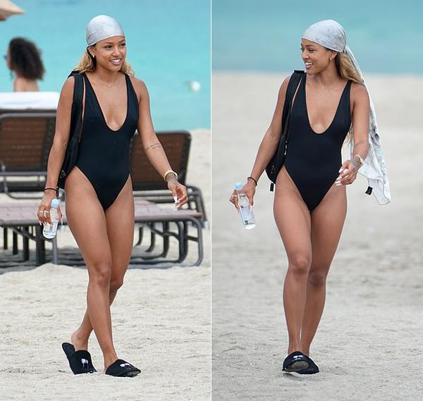 Karrueche có chiều cao khiêm tốn 1,55 cm nhưng nhờ vóc dáng cân đối và gương mặt xinh đẹp, cô vẫn trở thành một người mẫu ảnh, từng xuất hiện trên nhiều tạp chí như Rolling Out, Flaunt, Bleu, Elle...