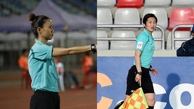 Hai trọng tài Hàn Quốc sẽ điều hành trận đấu có Bình Dương vào ngày 15/5.