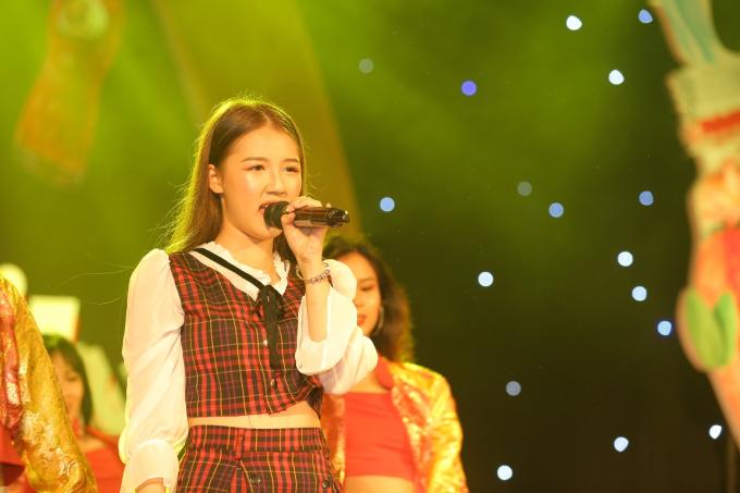 Á hậu Huyền My tham gia Lễ hội ẩm thực - âm nhạc tại Hà Nội - 4