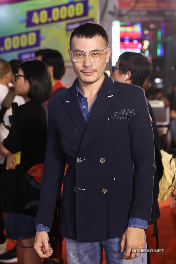 Diễn viên Trương Thanh Long.