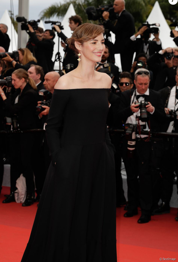 Nữ diễn viên Pháp, Louise Bourgoin.