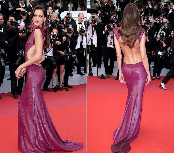 Chân dài người Brazil là gương mặt quen thuộc tại mỗi kỳ LHP Cannes.