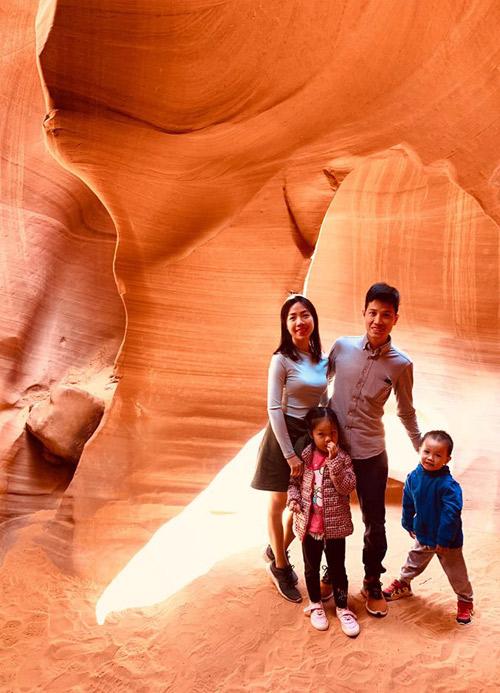Gia đình Hà Nội tự lái xe dọc bờ Tây nước Mỹ suốt một tháng - page 2 - 8