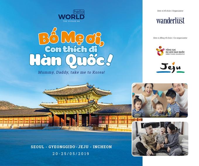 Gia đình Ốc Thanh Vân khám phá mùa hè Hàn Quốc - 1